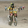 Dakar 2013, Stage 3, Pisco-Nazca : 