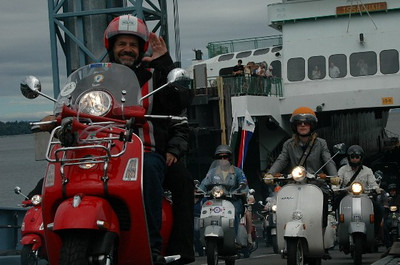 Amerivespa 2007 Seattle